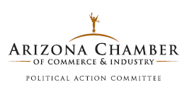 Arizona Chamber of Commerce & Industry Political Action Committee Logo